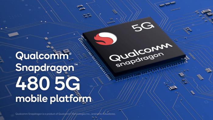 高通骁龙480 5G平台发布,除了CPU性能提高了100%外,还有更尴尬的
