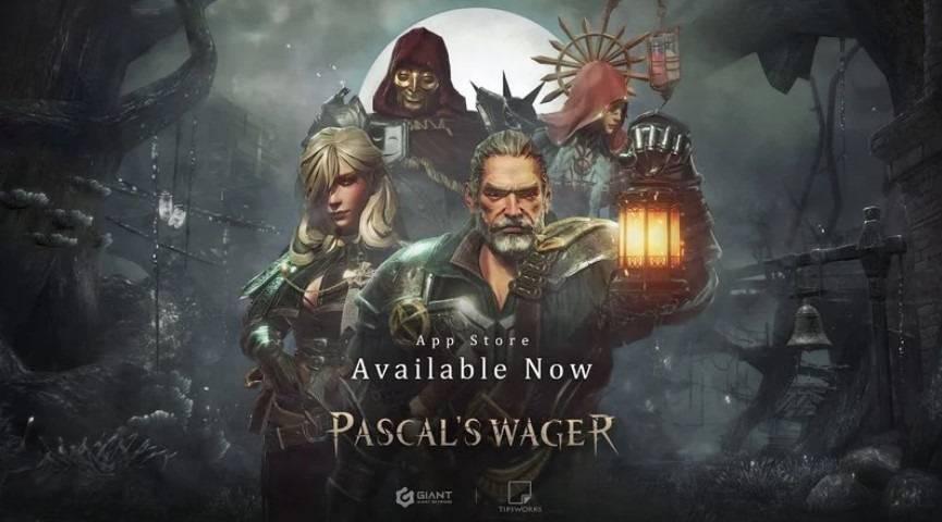 《帕斯卡契约》成为首款支持鼠标和键盘的iPad游戏