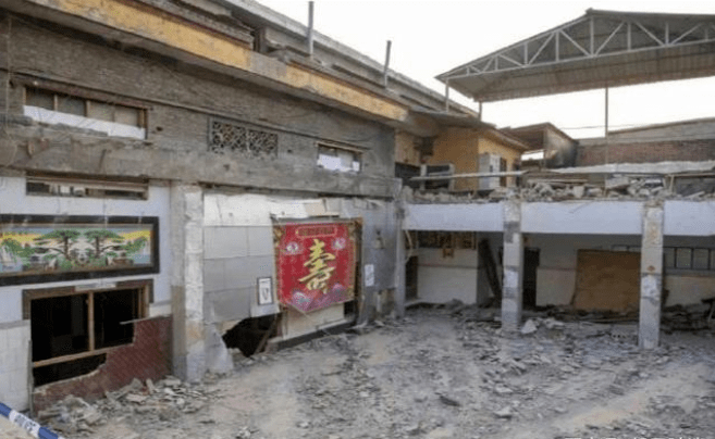 """临汾聚仙饭店""""8·29""""坍塌事故致29人死亡,事故原因曝光!  第3张"""