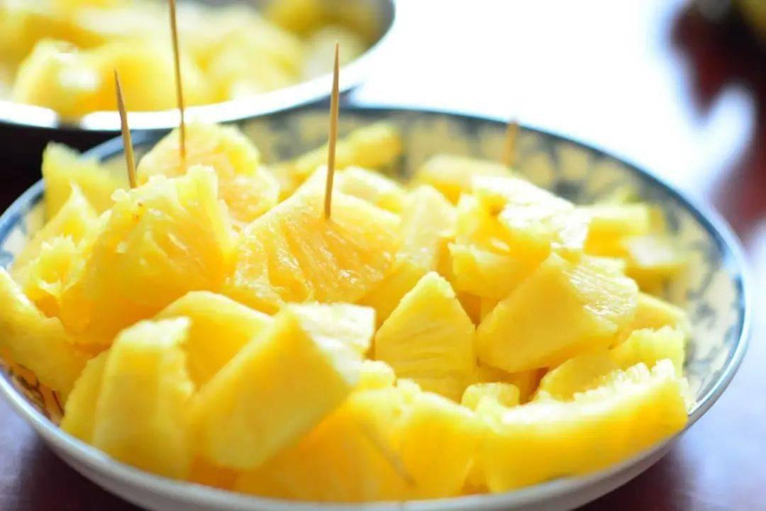 超受欢迎的热带水果——菠萝!不仅好吃,而且好处多多~  第5张