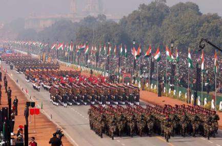 印议员建议取消共和国日阅兵:疫情下不宜聚众,英首相都不来了