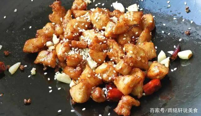 鸡胸肉这样做百吃不厌,麻辣入味,外酥里嫩  第11张