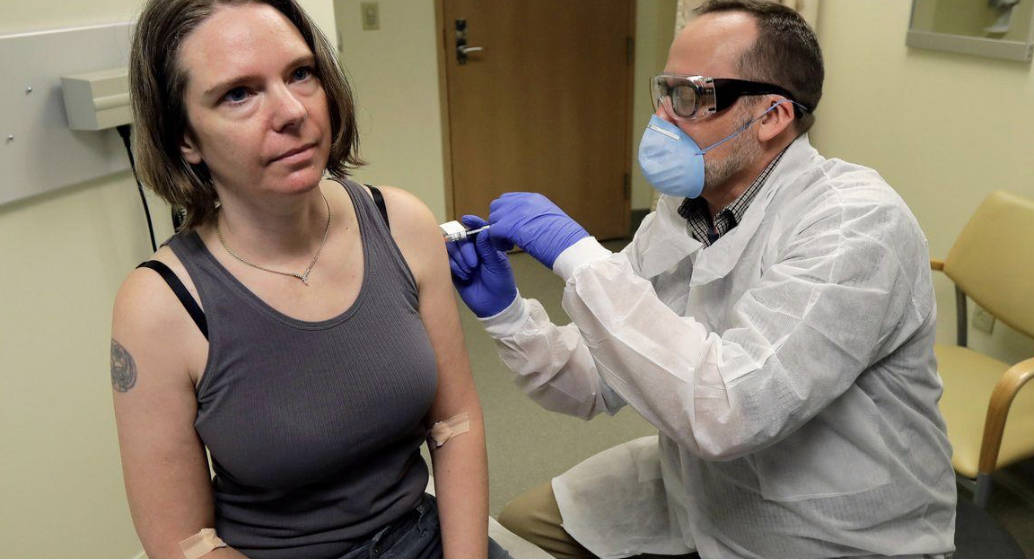 欧盟批准Moderna疫苗有条件接种 年产能提升至6亿剂