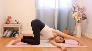 练瑜伽,手臂粗的6大原因!常做这8个体式,疏通经络还减龄(收藏级)_身体