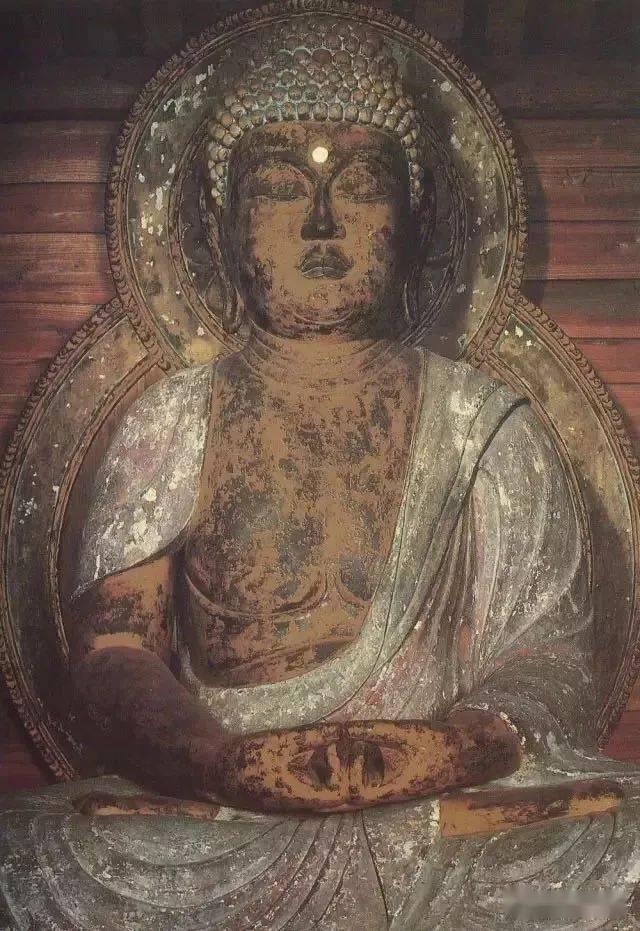 日本佛像雕塑绘画之美