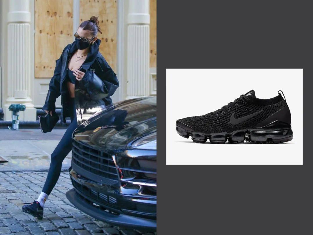 大家公认的时髦精,最近都在穿什么球鞋?