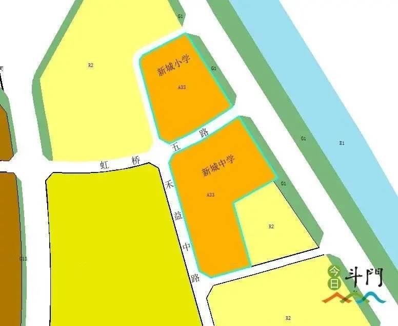 提供3000+学位!斗门白蕉这里将新增两所公办学校……