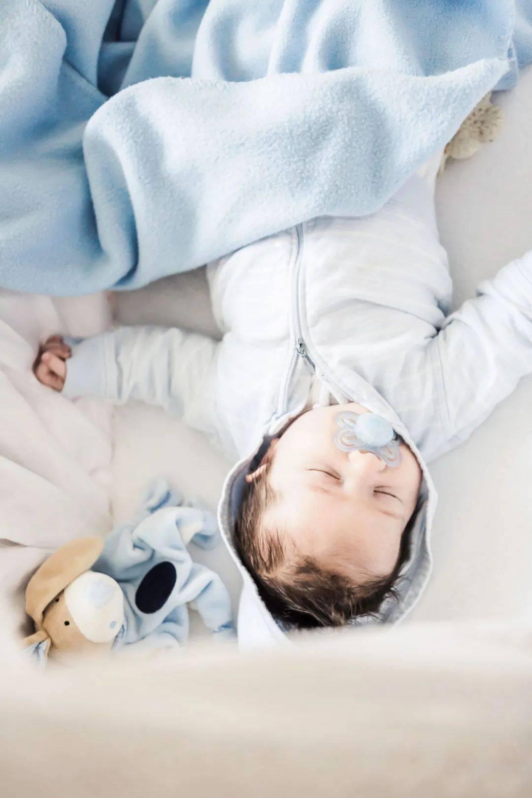 宝宝睡不安稳、入睡困难,原因大排查  第5张