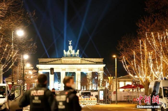 德国柏林确诊首例变异病毒感染者