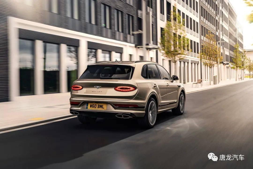 【豪华大气】往电气化进程迈进!Bentley发表Bentayga Hybrid油电混合作品_小改