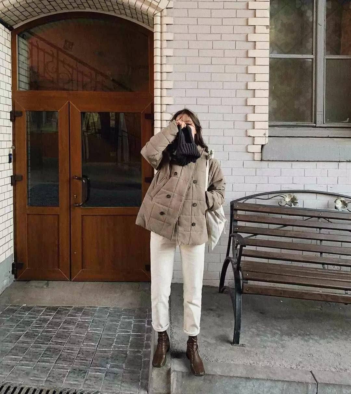 4种穿衣风格+30套冬季穿搭,教你变美!!