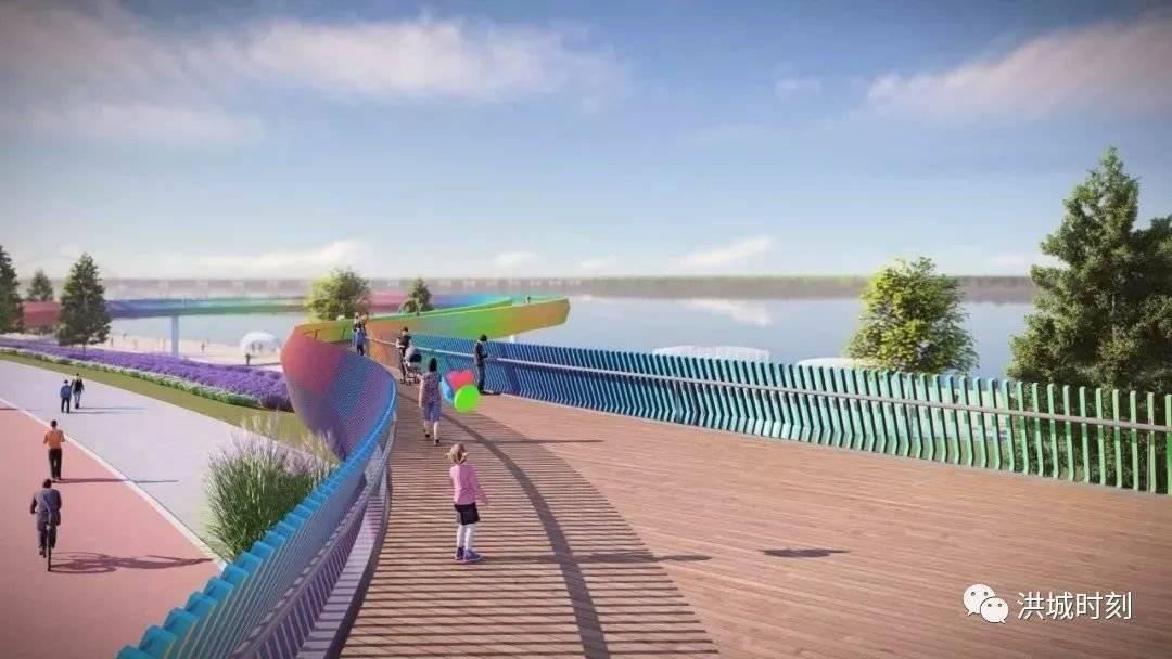 投资9亿!赣江市民公园四期工程全面启动施工!预计202天顺娱乐主管2年完工!