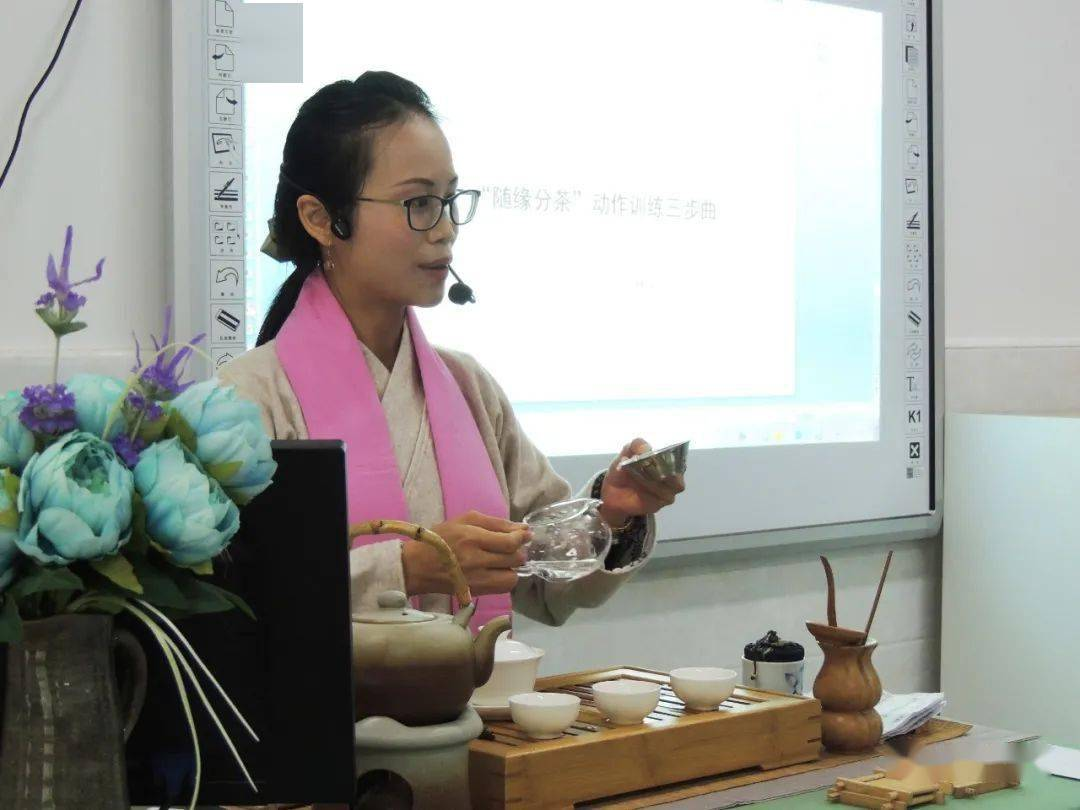 中学茶道|禅茶少年,祖国之光