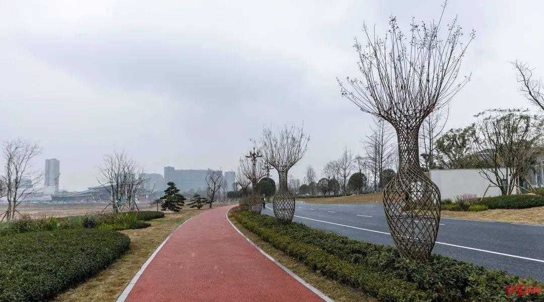 【首次曝光】成都天府艺术公园建设内景