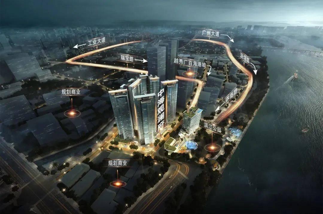 能复制中海花城湾神话的,可能,也只有中海