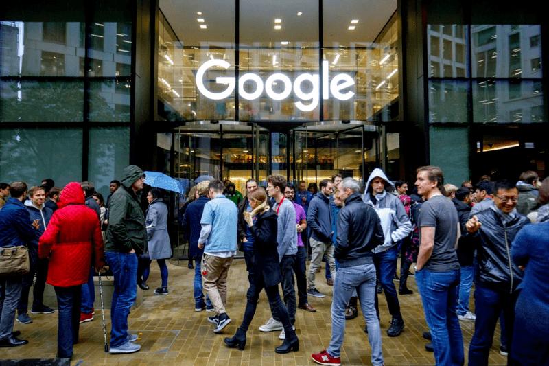 谷歌员工成立工会争取权利,这可能会改变科技行业的现状