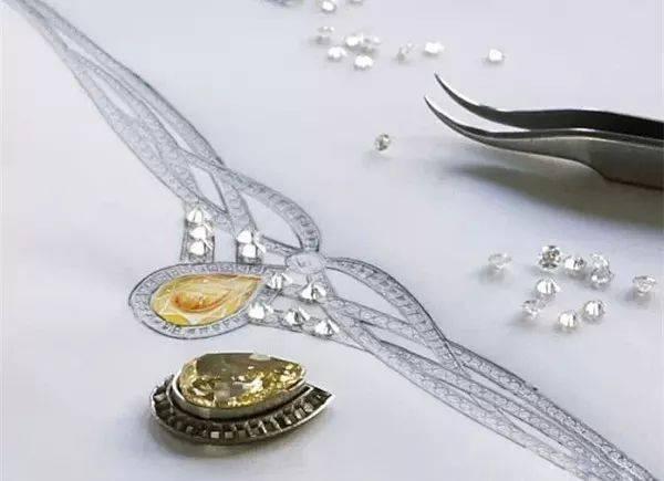 如何让1克拉宝石显大10倍?只要一招!这在珠宝圈早就不是秘密了……