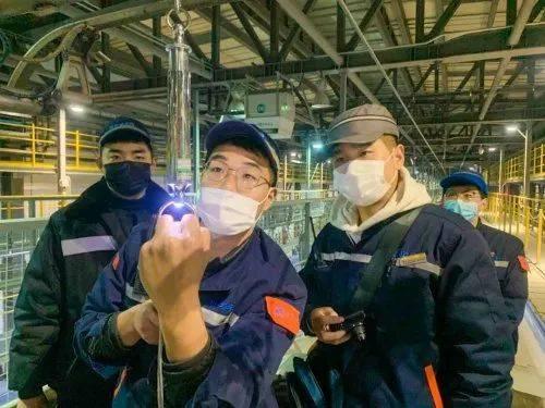 郑州南动车所正式投入使用