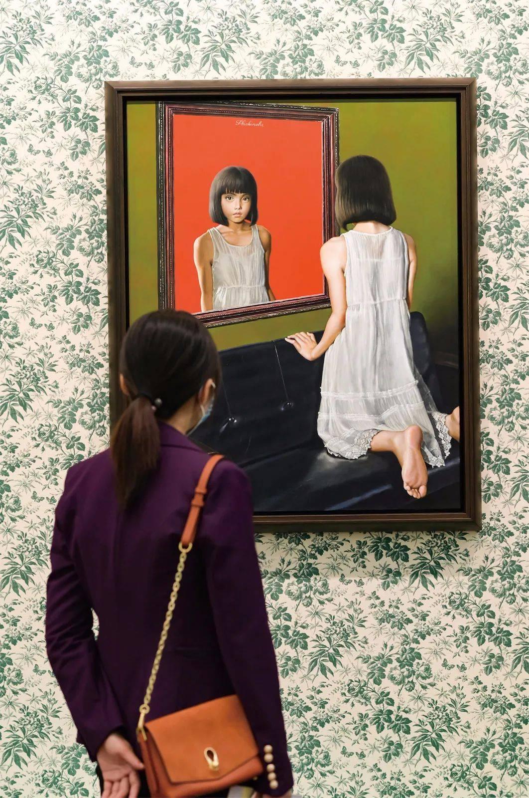 展望艺术之路 新常态_画廊
