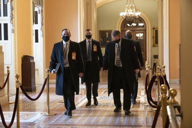 美媒:拜登就职典礼期间,国会大厦将不对公众开放