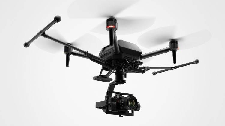 索尼公开 Airpeak 可用于专业摄影