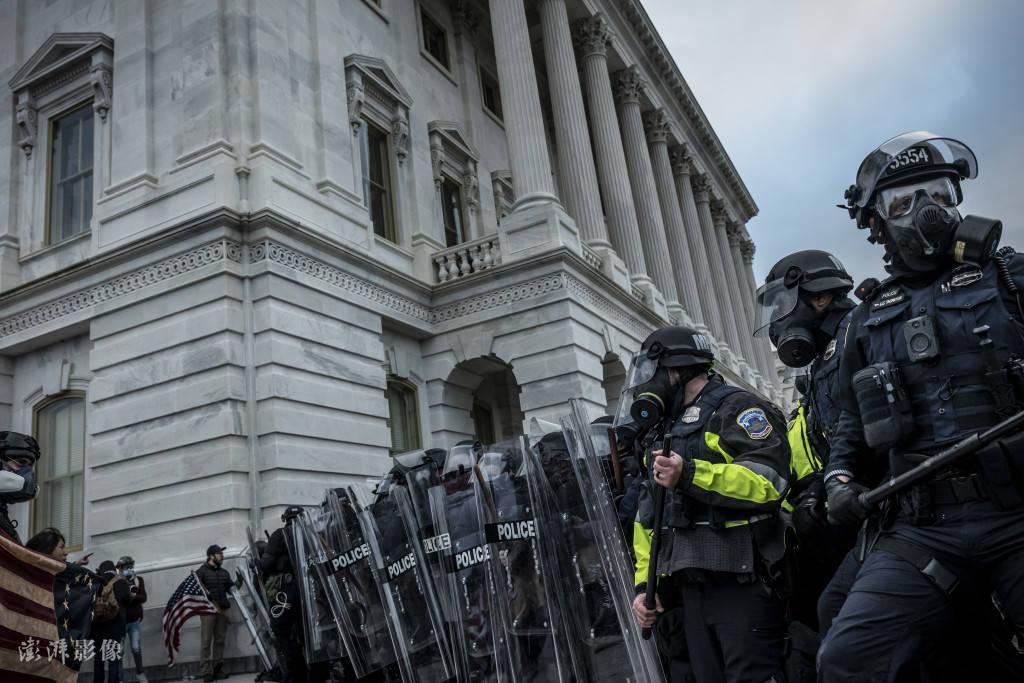 华盛顿特区进入紧急状态,直至1月24日