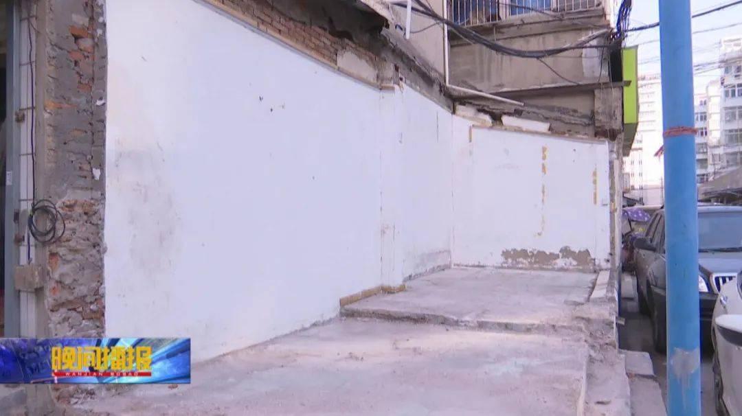 门面房无人认领?  城管:是违建就要拆!