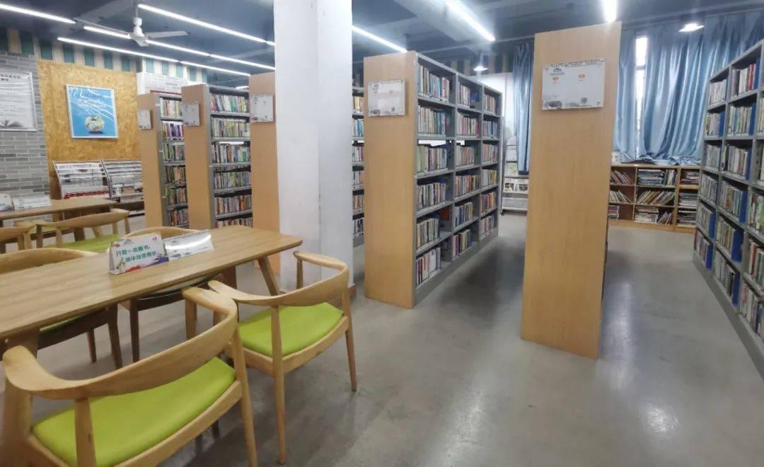 免费开放、图书阅览、自助借还……鱼珠街两所公共图书馆,欢迎大家来学习