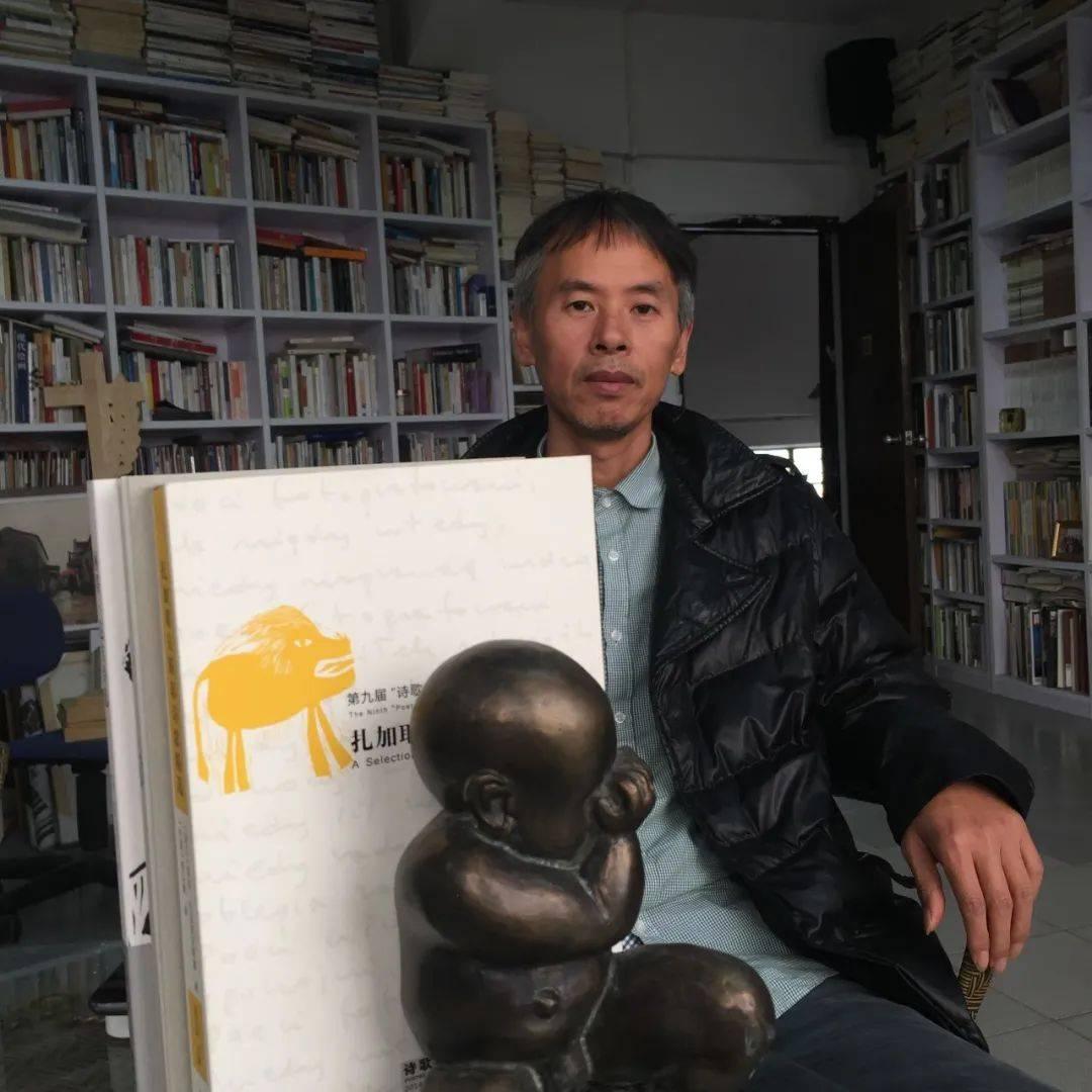 【诗歌来到美术馆No.70】蒋立波∣诗是一种获救的可能