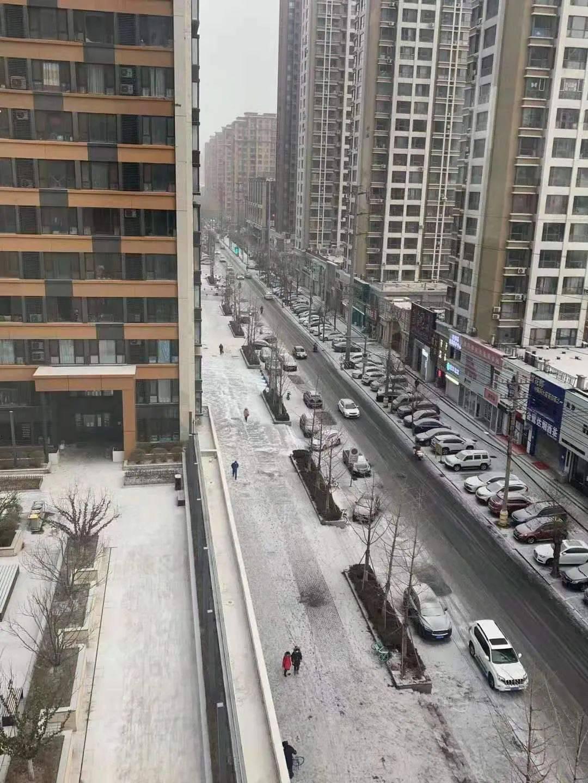 沈阳人注意!今天的雪不算完!明天半夜到后天中午,沈阳还有大雪!气温即将直降……