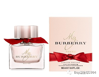 Burberry 博柏利 | 2021免税报价(1月香水篇)