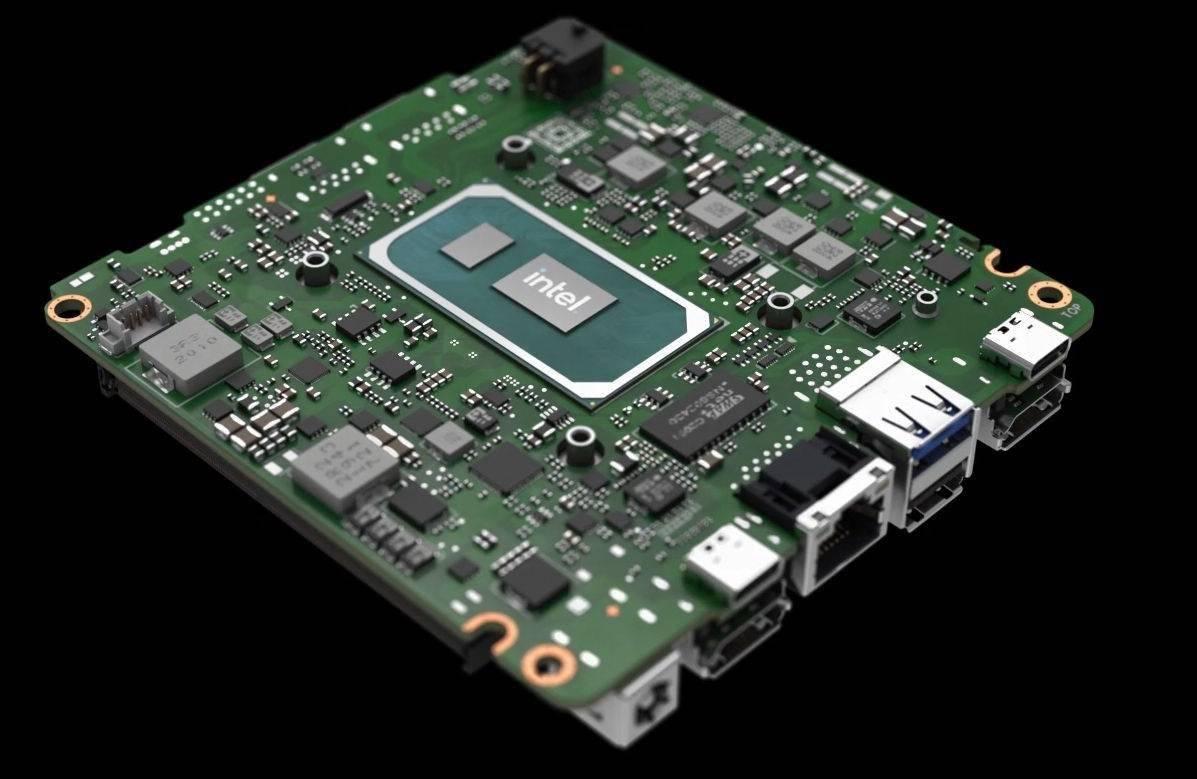 英特尔发布 NUC11 系列迷你主机:最高配备 i7 1185G7 四核 CPU