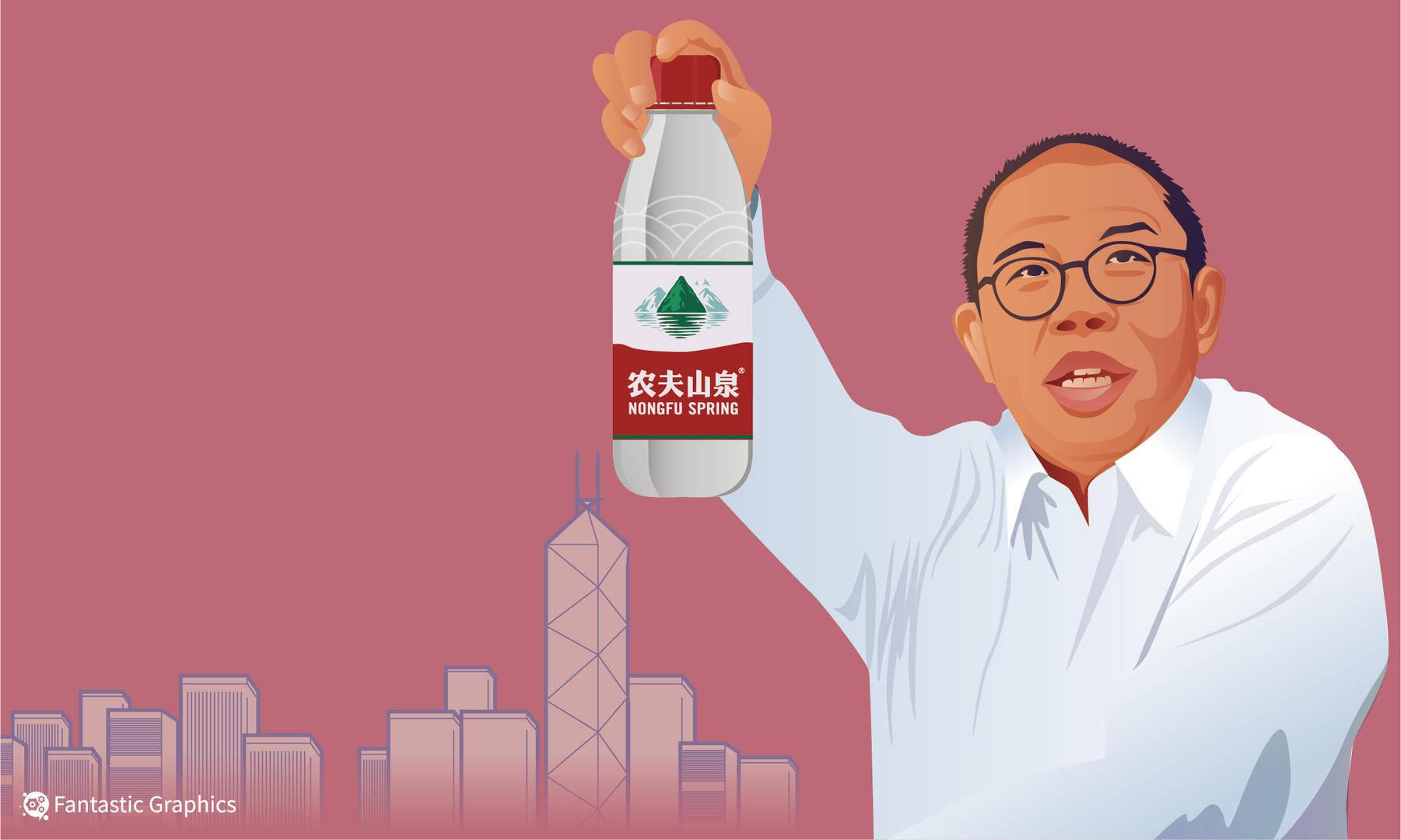 亚洲首富急流勇退:钟睒睒辞任董事长,万泰生物一天蒸发120亿