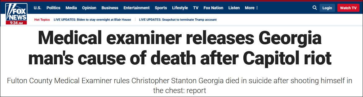 """一名""""川粉""""保释后,在家里地下室自杀身亡"""