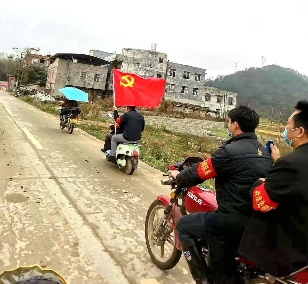 """博白县:""""三个维度""""关心关爱离任村(社区)""""两委""""干部,助力换届选举"""