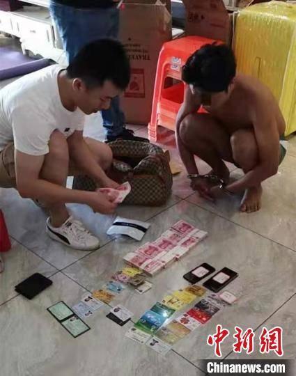 广西柳州警方破获特大跨境网络赌博案 赌资流水130亿多元