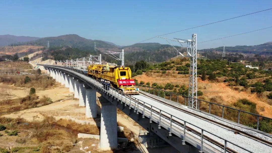 【聚焦】预计9月底正式通车!兴泉铁路有最新进展!