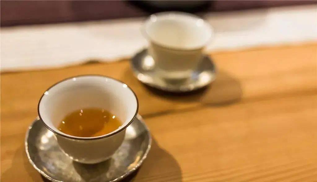过年为什么要送茶?