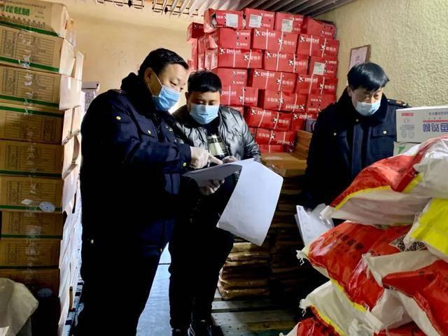 加强冷链食品监管 筑牢食品安全防线
