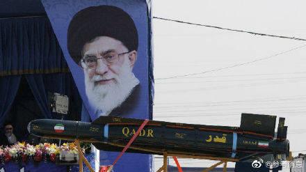外媒:伊朗军演发射多种巡航导弹