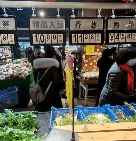 吃不起!大葱后,白菜青椒等蔬菜大涨价,唯独这菜价格低于往年