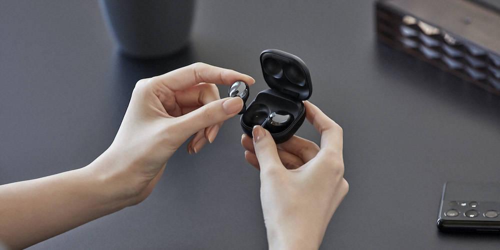 三星带来新款真无线降噪耳塞 Galaxy Buds Pro