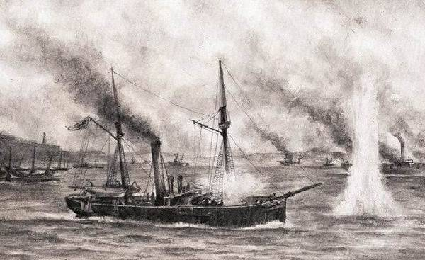 """陈晓平:1886年福建""""艺新号""""炮舰赴港缉捕海盗张阿知案"""