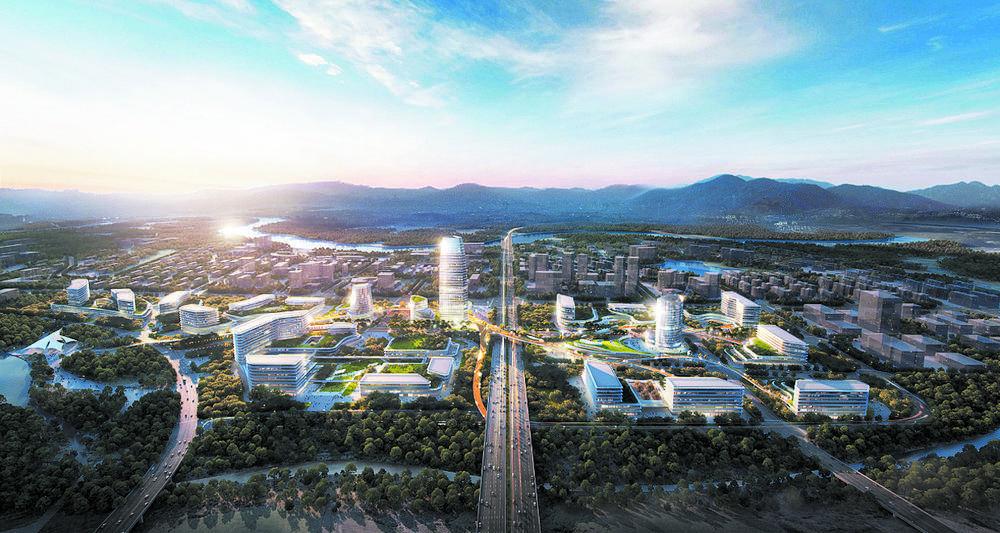 城南将添一座国际一流高端康复医院