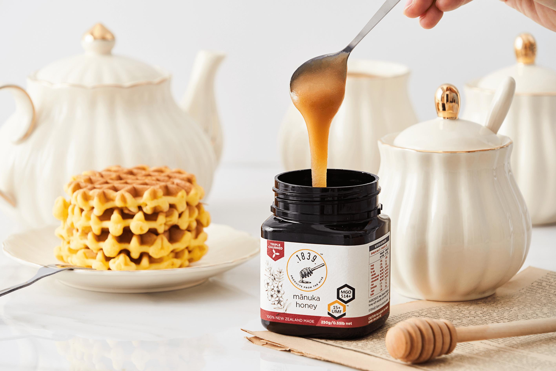 新西兰蜂蜜中的瑰宝——麦卢卡蜂蜜