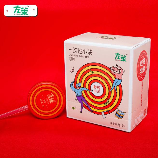左茉一次性小茶全新上市 首创专利解锁喝茶新方式