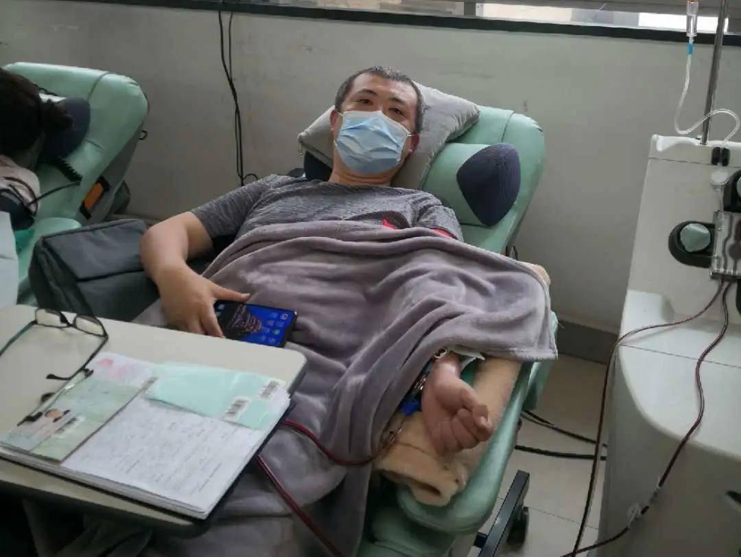 担当!重症患者急需用血,北部宽仁医院紧急倡议,员工及家属积极参与