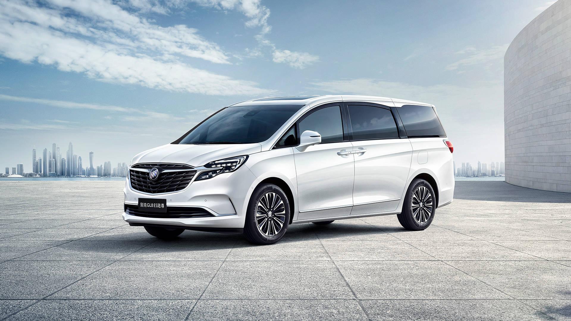 商务范十足 别克GL8 ES陆尊新旗舰车型上市