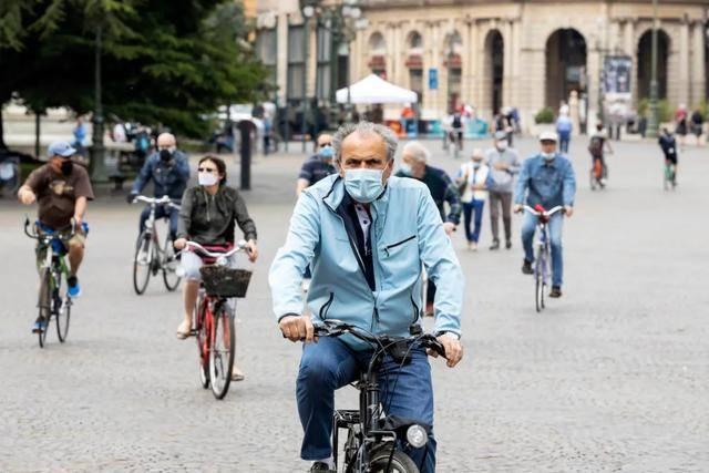 欧洲疯抢中国自行车
