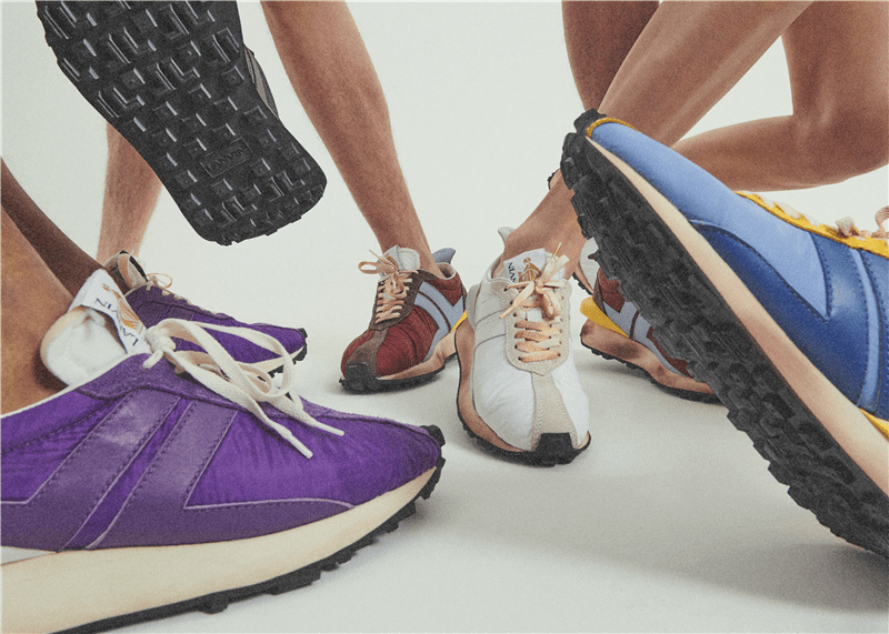 LANVIN发布2020春夏系列BUMPER运动鞋